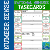 Rational Numbers - Station Activity