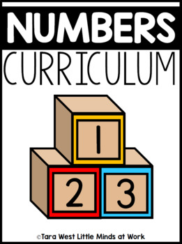 The Numbers Curriculum