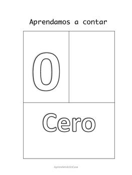 NUMBERS 1-10 IN SPANISH (Los números 1-10 )