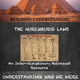 The Nuremberg Laws--Holocaust Interdisciplinary Activity