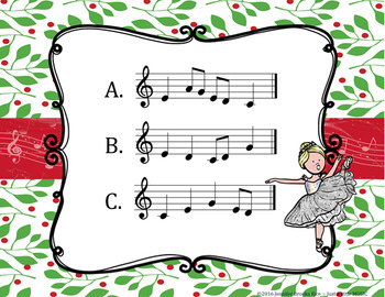 The Nutcracker -- An Aural Melody Recognition Game {pentatonic}
