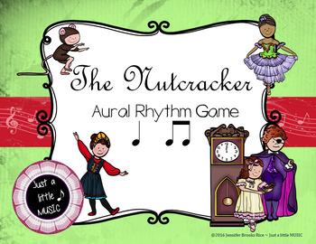The Nutcracker -- An Aural Rhythm Recognition Game {ta titi}