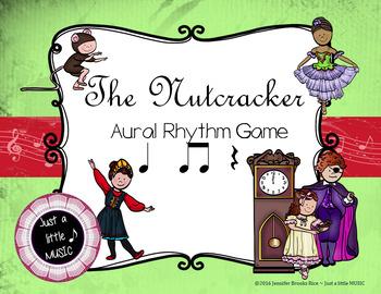 The Nutcracker -- An Aural Rhythm Recognition Game {ta titi rest}