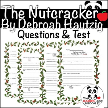 The Nutcracker Ballet Questions and Test