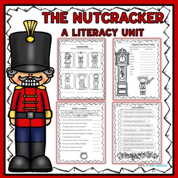 The Nutcracker Literacy Activities