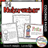 The Nutcracker - Educational Coloring Pages