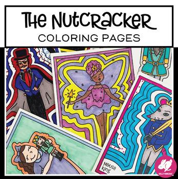 coloring pages : Nutcracker Coloring Page Unique 154 Best ... | 350x348