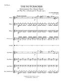 The Nutcracker Divertissement: Tea for Flute Trio + Glocke