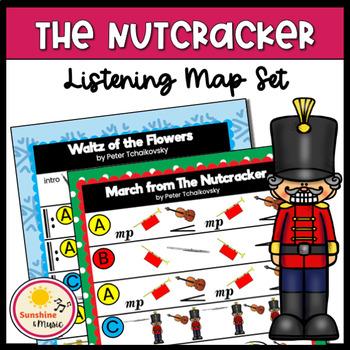 The Nutcracker Listening Map Bundle