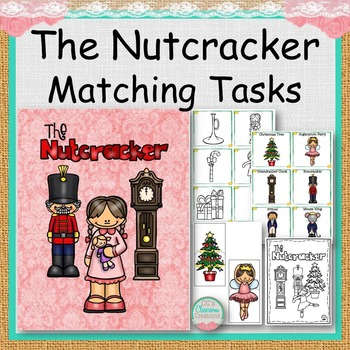 The Nutcracker Matching Tasks