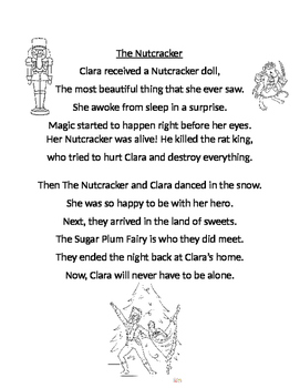 The Nutcracker Poem