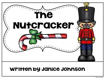 The Nutcracker Reader ~ Simplified Christmas Reader for Young Learners