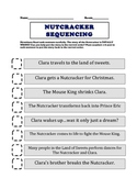 The Nutcracker Sequencing Worksheet