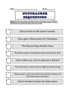 Sassy image with nutcracker worksheets printable