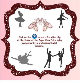 The Nutcracker Suite-Dance Of Sugar Plum Fairy-(Listening Lesson w/ Map)SMNTBK