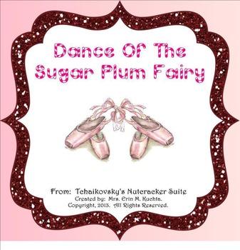 The Nutcracker Suite-Dance Of Sugar Plum Fairy-(Listening