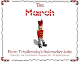The Nutcracker Suite - The March (A Listening Lesson w/ Map) SMNTBK ED.