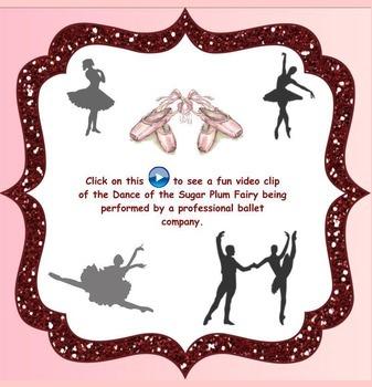 The Nutcracker Suite-Dance Sugar Plum Fairy(Listening Lesson w/ Map)-PPT Version