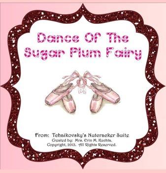 The Nutcracker Suite-Dance Sugar Plum Fairy(Listening Less