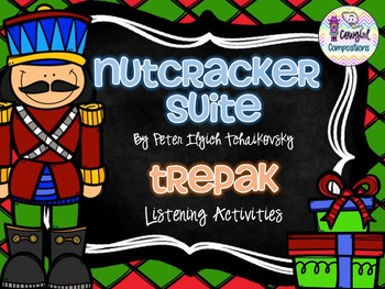 The Nutcracker: Trepak Listening Activities