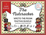 The Nutcracker, Write-the-Room Rhythm Activity: BUNDLE!