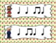The Nutcracker, Write-the-Room Rhythm Activity: Ta/ti-ti (Quarter/Eighth)