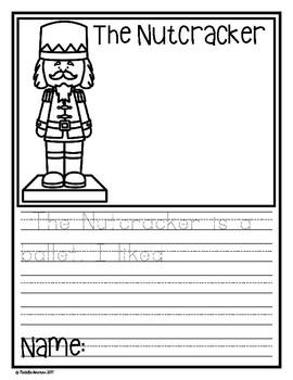 The Nutcracker - Writing Freebie
