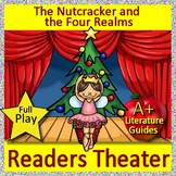 The Nutcracker and the Four Realms Poster Set Color and Writing Activities