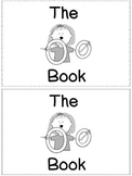 The O Book - Little Sight Word Reader