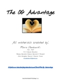 The OG Advantage New Material Sets for Advanced Suffixes