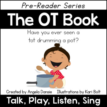 The OT Book and Games (Word Family Pre-Reader Series)