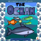 The Ocean Bundle  (2 Sight Word Readers, 2 Teacher Lap Books, and Animal Cards)