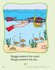 The Ocean: Circle-Time Book