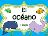The Ocean - El océano - in Spanish