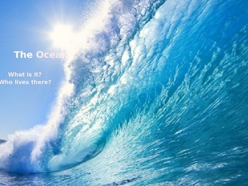 The Ocean Power Point