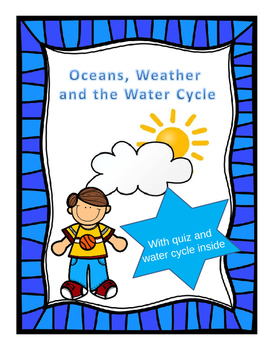 The Oceans and the Water Cycle
