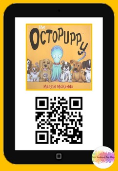 The Octopuppy QR code comprehension pack