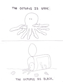 The Octopus Is....
