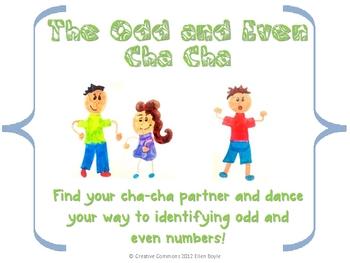 The Odd and Even Cha Cha