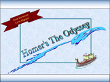 The Odyssey~ Common Core Aligned Novel Unit
