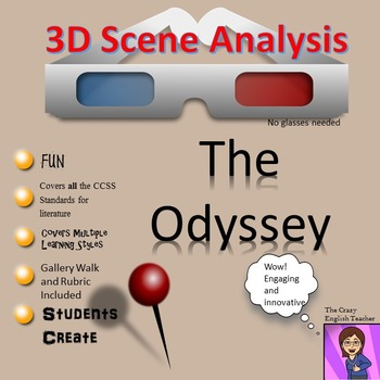 The Odyssey: 3D Scene Analysis Project Diorama: Standards Based