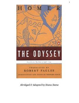 The Odyssey Abridged!!!