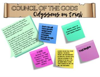 The Odyssey Activities Growing Bundle
