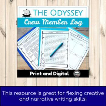 The Odyssey Activity Bundle