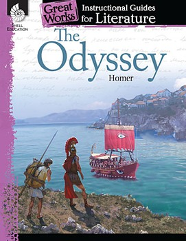 The Odyssey: An Instructional Guide for Literature (Physical book)