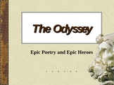 The Odyssey - An introduction to the epic