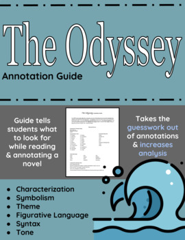 The Odyssey Annotation Guide