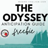 The Odyssey Anticipation Guide (PDF, Google Form, Google S