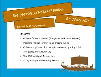 The Odyssey Assessment Bundle