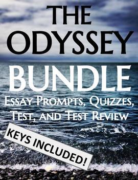 The Odyssey BUNDLE